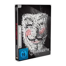 Warner Bros V Per Vendetta Edizione Steelbook Mondo Formato Blu-Ray