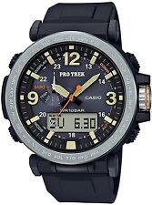 Casio PRO TREK PRG600-1 Safari Triple Sensor Ver.3 STN LCD 100m Men's Watch