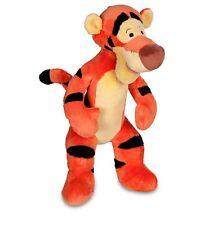 "Disney Authentic Patch Tigger BIG Plush 19"" Stuffed Animal Winnie the Pooh Gift"