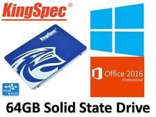 64 Go Sata 2.5 SSD Disque Dur Pour HP Dell IBM Lenovo Sony portable Toshiba