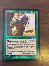 Multani, Maro-Sorcerer // Foil // Urza's Legacy // MTG Magic // See Picture