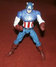 Marvel Avengers Captain America 7.5 in Tall Articulated Action Figure 2012