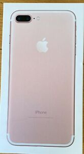 Flawless Apple iPhone 7 Plus 32GB Rose Gold (Unlocked) A1661