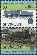 1942 WD/SR Bulleid Austerity Class Q1 0-6-0 Train Stamps / LOCO 100
