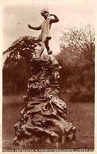 B89642 peter pan statue in kensington gardens  london   uk