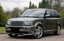 20X9.5 +45 OVERFINCH STYLE 5X120 SILVER WHEEL FIT RANGE ROVER HSE SUPERCHARGED