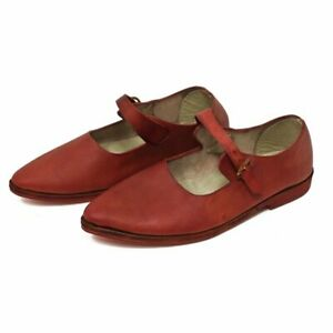 Anglo Scandinavian Shoes for men and women are perfect late Roman Reenactment