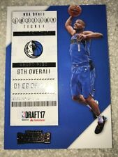 Dennis Smith Jr. 2017-18 Panini Contenders #9 Retail Lottery Ticket Rookie RC