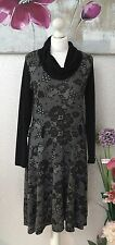 """Vêtement occasion femme ... Robe hivers """" Armand Thiery """"  ...   T : 42"""