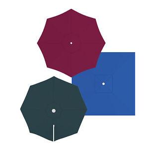 PARAMONDO Sonnenschirm Ampelschirm Bezug Schirmbezug Bespannung Airvent Ersatz