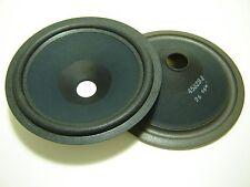 """Pair 8"""" Paper Cones - Speaker Parts - 45828-1"""