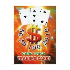 Monté - Bonneteau Magique - Tour de magie avec cartes