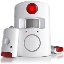 Bearware Infrarot Alarmanlage Funk Alarmsystem mobile Alarmanlage Alarmmelder
