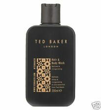 Ted Baker Men Shower Gel Hair & Body Wash Refined & Invigorating 200ml