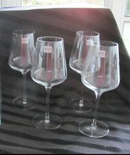 VILLEROY AND BOCH VIVO RED WINE GOBLETS 17 OZ NEW IN BOX
