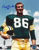 PACKERS Boyd Dowler signed photo 8x10 Green Bay JSA AUTO Autogtaphed Gren Bay WR