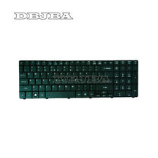 New For Gateway Zq2 Zr7 Zyb Laptop Us Keyboard Black