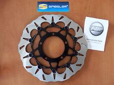 Gsx r 600 750 k6 k7 Spiegler Peak disco de freno de acero inoxidable Abe break disc wvcf