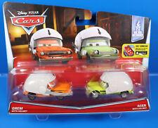 Disney PIXAR Cars Doppel Pack  Grem With Helmet + Acer With Helmet