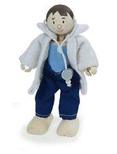 Le Toy Van - Budkins BK920 - Biegepuppe Doctor Dot Arzt Puppenhaus