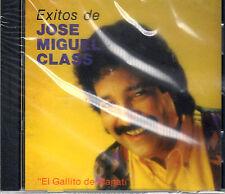 JOSE MIGUEL CLASS - EXITOS - EL GALLITO DE MANATI - CD