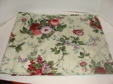 """Waverly Home Fashions Valance Floral Green, Red, Pink, Purple  75"""" x 15"""""""