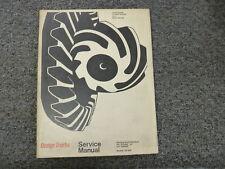 1969 1970 Dodge D100 D200 D300 D400 D500 D600 D700 Truck Service Repair Manual