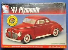 Amt '41 Plymouth 1/25 scale Complete Factory Sealed