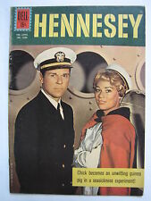 Hennesey: Four Color #1280 (Feb-Apr 1962, Dell) [VG/FN 5.0]