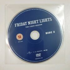 Friday Night Lights - Season 1 – Disc 2 - R2 Replacement DVD - DISC ONLY - VGC