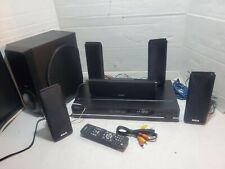 RCA DVD Home Theater System HDMI 5.1 Speakers Remote Subwoofer Model RTD317W