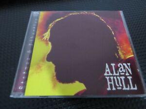 ALAN HULL - STATUES & LIBERTIES.   1996  12 TRACK CD ALBUM