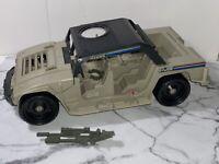Gi Joe Hammer Vehicle Truck Hasbro 1989 Vintage