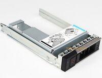 "3.5"" Gen14 HDD Tray Caddy/2.5"" Adapter FOR Dell Poweredge R440 R640 R740xd R940"