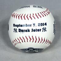 Rawlings Yankees Derek Jeter #2 Commemorative Baseball NEW  Retirement 2014