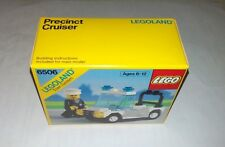 NEW RARE VINTAGE MISB NRFB SEALED LEGO POLICE LEGOLAND TOWN SYSTEM SET 6506 !!!