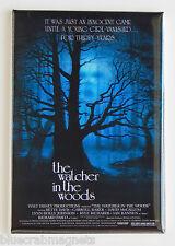 Watcher in the Woods FRIDGE MAGNET movie poster horror