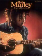 Bob Marley Songs of Freedom Sheet Music Piano Vocal Guitar Songbook NE 000308144
