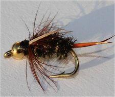 BH Prince Nymph #12; 1 Dozen Trout Fishing Flies