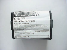 Imation Type G-01 Microfilm Cartridge 16mm 100 ft.