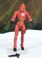 GI JOE 25th anniversary Crimson Cobra Commander v29 Toys R Us TRU exclusive 2008