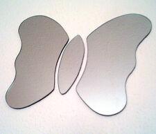 3er-Set SUM  Dekospiegel Schmetterling  3-geteilt  NEU  OVP