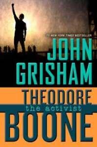 Theodore Boone: The Activist by John Grisham: Used