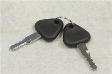 2pcs Keys for Volvo Samsung Excavators 14529178 777 M3 NEW