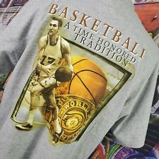 A Time Honored Basketball Tradition Shirt (Size Large) A21