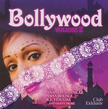 Bollywood Volume 2 Various Artists (Asha Bohsle, Refi Mohd, Atif)  Doppel CD