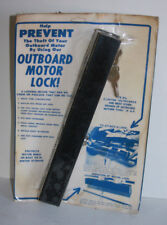 Boat Outboard Motor Lock Fits Clinton & Most Other Brands Thru 15 HP Old Stock