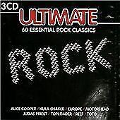 Various Artists - Ultimate Rock- 60 Essential Rock Classics (3 CD 2009)