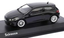 Very Rare VW Scirocco GT III 3 (2.0 TSI) Black 2009 1:43 Norev (VW Dealer Model)