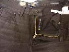 LUCKY BRAND MEN'S BLACK 10 AUTHENTIC SKINNY FIT  JEANS SZ 38 X 32 7MD10025